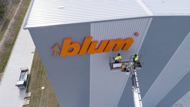 Blum Branding taken to Great New Heights