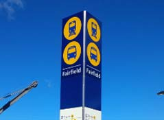 Fairfield Interchange