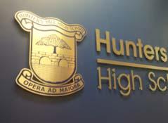 Hunters Hill High School Hunter