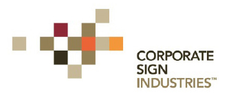 Corporate Sign Industries