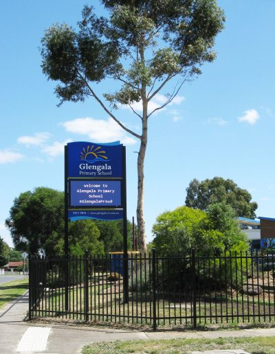 LED signs for Glengala Primary School