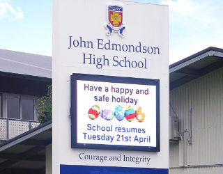 How to Get Creative With School Signage?