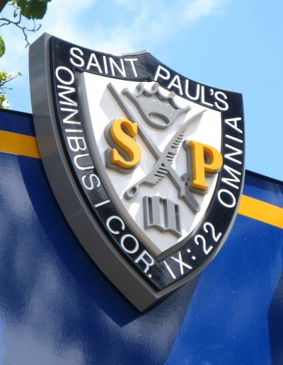 LED Signs for St Paul's International College
