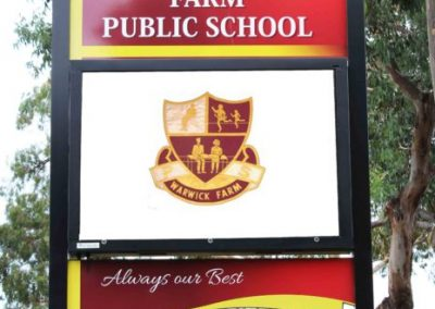 Warwick Farm Public School