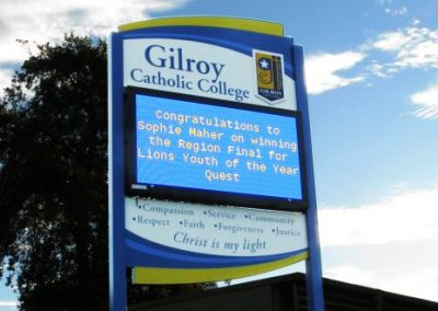 Gilroy Catholic College