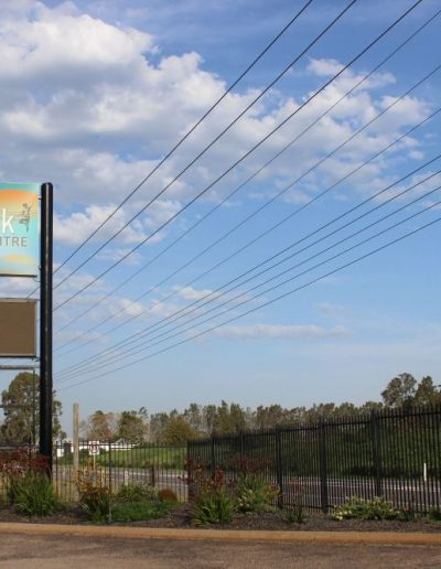 LED signs for Murrock Cultute Centre