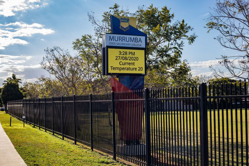 How much does a school signage audit cost?