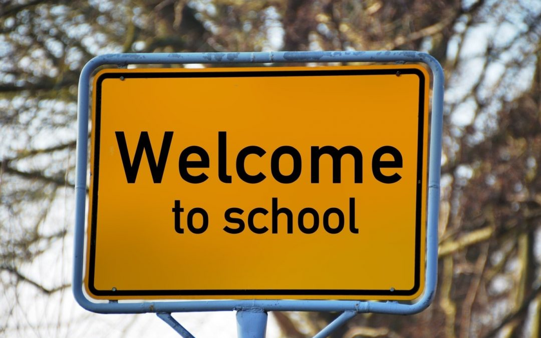 Can School Signs Help Improve Your Visitor Experience?